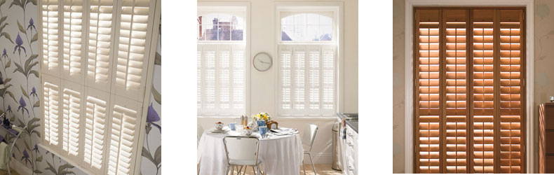 Window Shutters by Maynelines Blinds in Fleet Hampshire